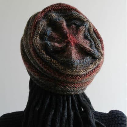 comment tricoter un bonnet pour dreadlocks