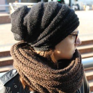 tuto bonnet tricoté en rond