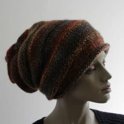 comment tricoter un bonnet avec aiguille circulaire
