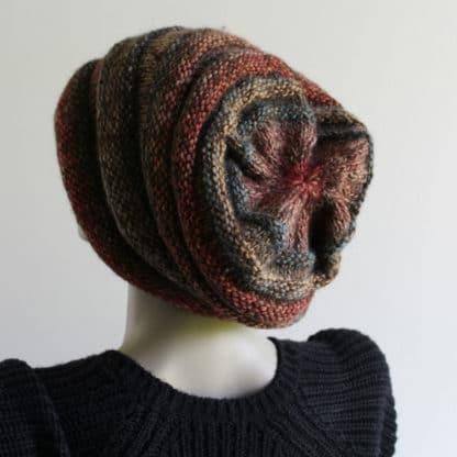 comment tricoter un bonnet sloucy
