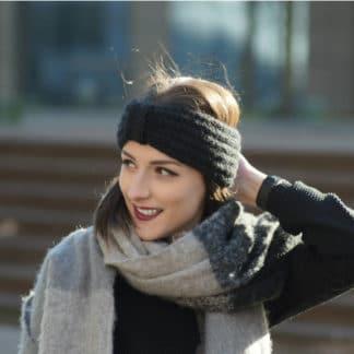comment tricoter un bandeau sans couture
