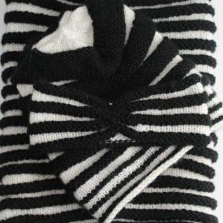 patrons de tricote tricoter un ensemble bonnet col et bandeau