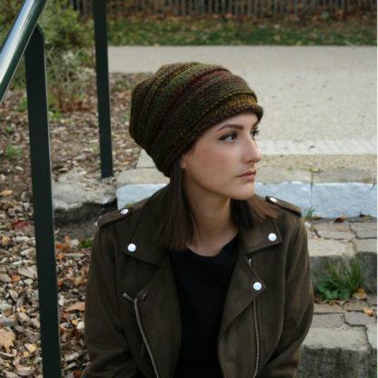 comment tricoter un bonnet aiguilles 5,5