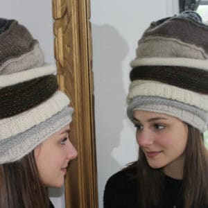 diy tricoter modeles bonnets laine