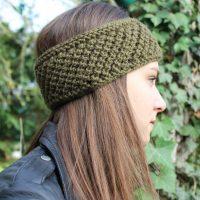 diy patron de tricot pour tricoter un headband