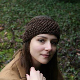diy patron de tricot pour tricoter un bandeau en laine ou en coton