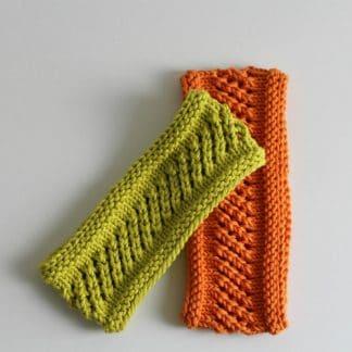 comment tricoter un bandeau headband en moins de 3 heures