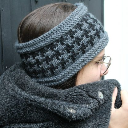 headband à tricoter avec un tuto #tricot à télécharger