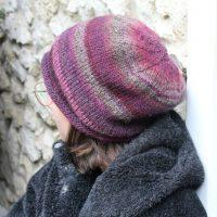 tutoriel pour tricoter facilement un bonnet avec une aiguille circulaire