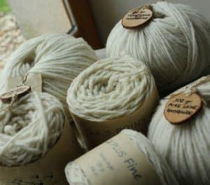 gamme de fils Atelier pure laine